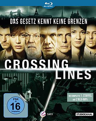 Einfach und sicher online bestellen: Crossing Lines Staffel 1 in Österreich kaufen.