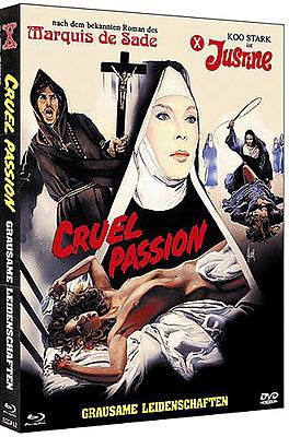 Einfach und sicher online bestellen: Cruel Passion Limited Edition Mediabook Cover A in Österreich kaufen.