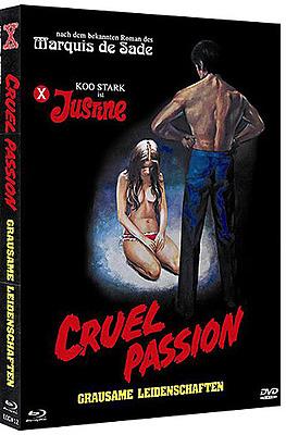 Einfach und sicher online bestellen: Cruel Passion Limited Edition Mediabook Cover B in Österreich kaufen.