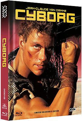 Einfach und sicher online bestellen: Cyborg Limited 999 Edition Mediabook Cover B in Österreich kaufen.