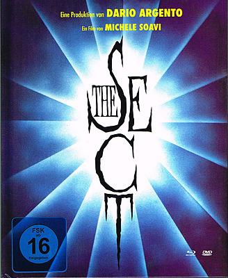 Einfach und sicher online bestellen: Dario Argentos The Sect Mediabook in Österreich kaufen.