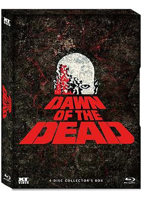 Einfach und sicher online bestellen: Dawn of the Dead limited 1000 Collectors Box in Österreich kaufen.