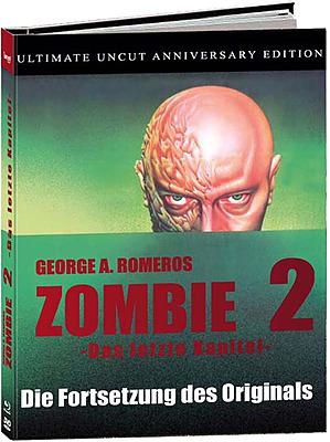 Einfach und sicher online bestellen: Zombie 2 - Day of the Dead Limited Mediabook in Österreich kaufen.