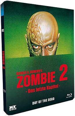 Einfach und sicher online bestellen: Zombie 2 - Day of the Dead Metalpack uncut in Österreich kaufen.