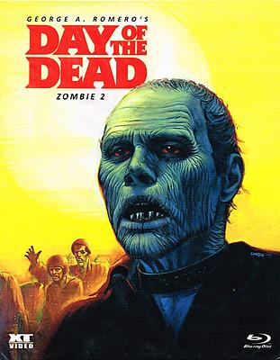 Einfach und sicher online bestellen: Day of the Dead - Zombie 2 Schuber in Österreich kaufen.