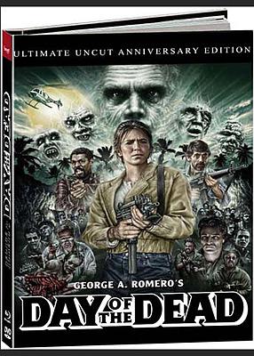 Einfach und sicher online bestellen: Day of the Dead - Zombie 2 Limited 666 Mediabook B in Österreich kaufen.