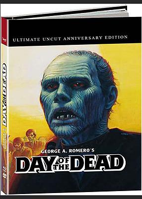 Einfach und sicher online bestellen: Day of the Dead - Zombie 2 Limited 666 Mediabook C in Österreich kaufen.