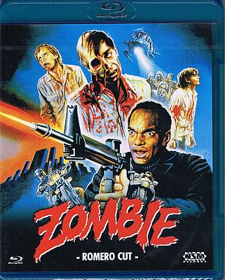 Einfach und sicher online bestellen: Zombie - Dawn of the Dead Romero Cut in Österreich kaufen.