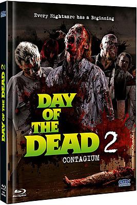 Einfach und sicher online bestellen: Day of the Dead 2: Contagium Limited Mediabook in Österreich kaufen.