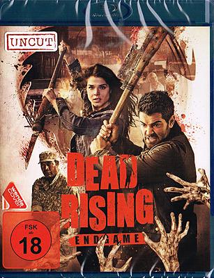 Einfach und sicher online bestellen: Dead Rising - Endgame in Österreich kaufen.