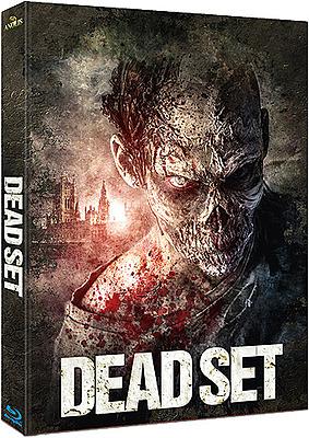 Einfach und sicher online bestellen: Dead Set Limited 333 Edition Mediabook Cover C in Österreich kaufen.