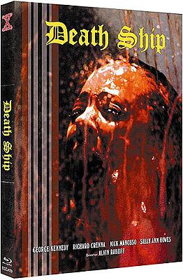 Einfach und sicher online bestellen: Death Ship Limited 333 Edition Mediabook Cover A in Österreich kaufen.