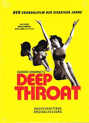 Einfach und sicher online bestellen: Deep Throat Limited 2000 Mediabook in Österreich kaufen.