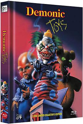 Einfach und sicher online bestellen: Demonic Toys Limited 250 Editon Mediabook Cover B in Österreich kaufen.