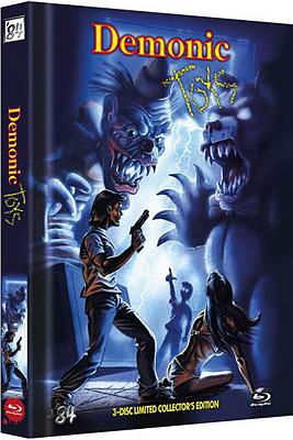 Einfach und sicher online bestellen: Demonic Toys Limited 250 Editon Mediabook Cover C in Österreich kaufen.