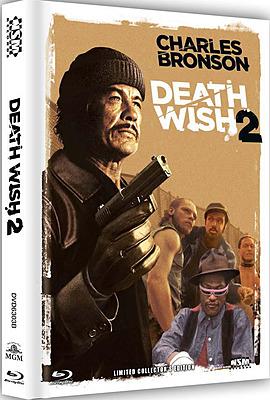Einfach und sicher online bestellen: Death Wish 2 Limited 777 Edition Mediabook Cover B in Österreich kaufen.