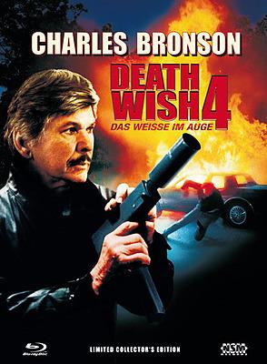 Einfach und sicher online bestellen: Death Wish 4 Limited 888 Edition Mediabook Cover A in Österreich kaufen.