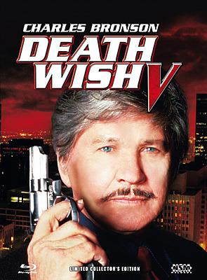 Einfach und sicher online bestellen: Death Wish 5 Limited 888 Edition Mediabook Cover A in Österreich kaufen.