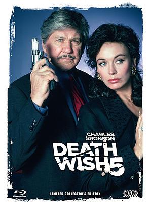 Einfach und sicher online bestellen: Death Wish 5 Limited 777 Edition Mediabook Cover B in Österreich kaufen.