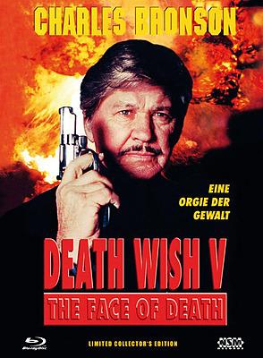 Einfach und sicher online bestellen: Death Wish 5 Limited 888 Edition Mediabook Cover C in Österreich kaufen.