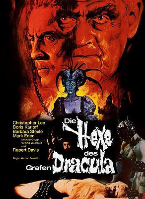 Einfach und sicher online bestellen: Die Hexe des Grafen Dracula Mediabook Cover A in Österreich kaufen.
