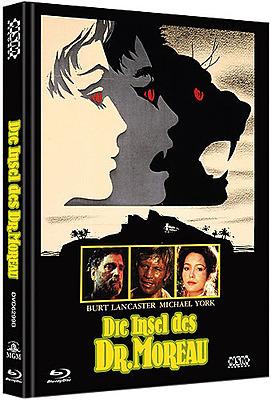 Einfach und sicher online bestellen: Die Insel der Dr. Moreau Limited Mediabook Cover B in Österreich kaufen.
