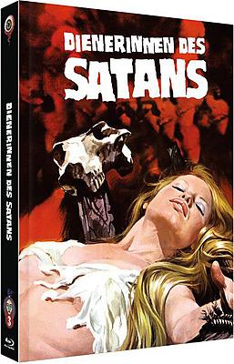 Einfach und sicher online bestellen: Dienerinnen des Satans Limited Mediabook Cover B in Österreich kaufen.