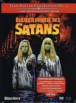 Einfach und sicher online bestellen: Dienerinnen des Satans Limited Mediabook Cover C in Österreich kaufen.