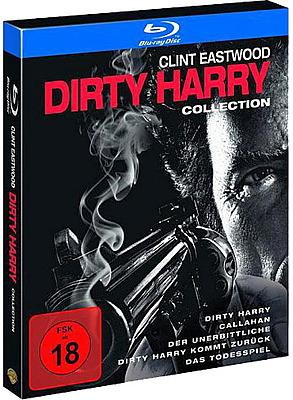 Einfach und sicher online bestellen: Dirty Harry Collection in Österreich kaufen.