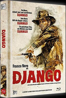 Einfach und sicher online bestellen: Django Limited 444 Edition Mediabook Cover B in Österreich kaufen.