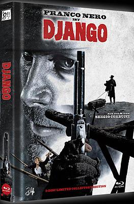 Einfach und sicher online bestellen: Django Limited 333 Edition Mediabook Cover C in Österreich kaufen.