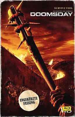 Einfach und sicher online bestellen: Doomsday VHS-Edition 1500 Limited Uncut in Österreich kaufen.