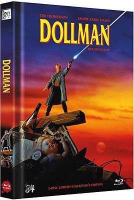 Einfach und sicher online bestellen: Dollman Limited 666 Edition Mediabook in Österreich kaufen.