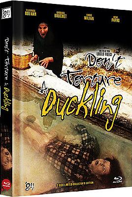 Einfach und sicher online bestellen: Dont Torture a Duckling Limited Mediabook Cover A in Österreich kaufen.