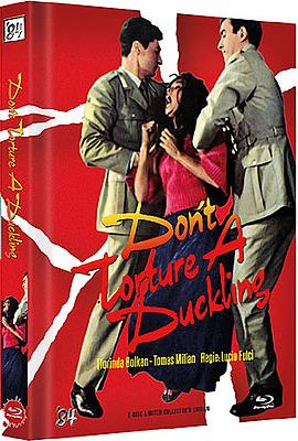 Einfach und sicher online bestellen: Dont Torture a Duckling Limited Mediabook Cover B in Österreich kaufen.