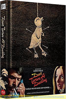 Einfach und sicher online bestellen: Dont Torture a Duckling Limited Edition Mediabook in Österreich kaufen.