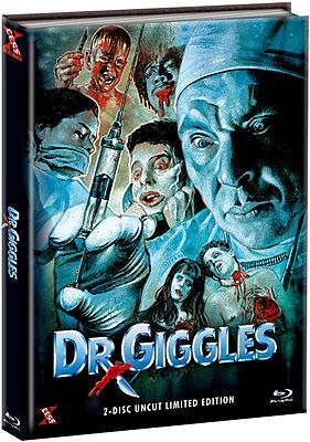 Einfach und sicher online bestellen: Dr. Giggles Limited 500 Edition Mediabook Cover B in Österreich kaufen.