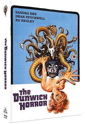 Einfach und sicher online bestellen: The Dunwich Horror Limited 333 Mediabook Cover A in Österreich kaufen.