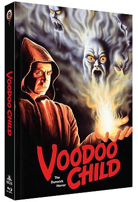 Einfach und sicher online bestellen: The Dunwich Horror Limited 222 Mediabook Cover B in Österreich kaufen.