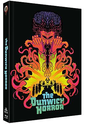 Einfach und sicher online bestellen: The Dunwich Horror Limited 333 Mediabook Cover C in Österreich kaufen.