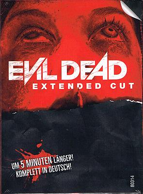 Einfach und sicher online bestellen: Evil Dead (2013) Limited Extended Cut Mediabook B in Österreich kaufen.