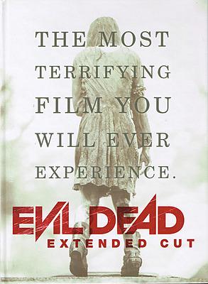 Einfach und sicher online bestellen: Evil Dead (2013) Limited Extended Cut Mediabook C in Österreich kaufen.