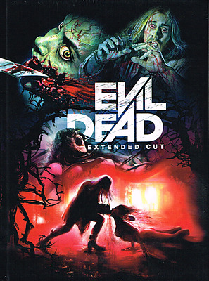 Einfach und sicher online bestellen: Evil Dead (2013) Limited Extended Cut Mediabook D in Österreich kaufen.