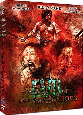 Einfach und sicher online bestellen: Evil 2 Limited 333 Edition Mediabook Cover A in Österreich kaufen.