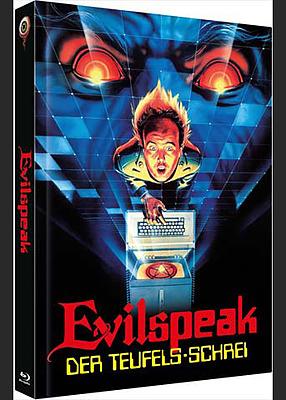 Einfach und sicher online bestellen: Evilspeak limited 444 Mediabook Cover A in Österreich kaufen.
