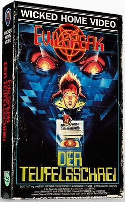 Einfach und sicher online bestellen: Evilspeak limited VHS-Edition in Österreich kaufen.