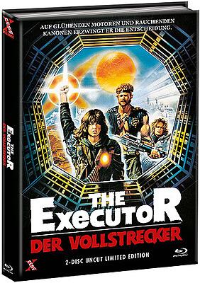 Einfach und sicher online bestellen: The Executor - Der Vollstrecker Mediabook in Österreich kaufen.