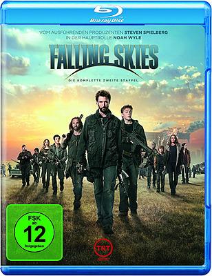 Einfach und sicher online bestellen: Falling Skies - Die komplette 2. Staffel  in Österreich kaufen.