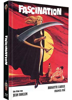 Einfach und sicher online bestellen: Fascination Limited 500 Mediabook Cover A in Österreich kaufen.