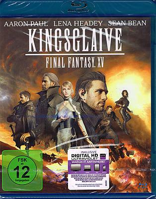Einfach und sicher online bestellen: Kingsglaive: Final Fantasy XV in Österreich kaufen.